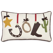 Jingle Bell Rock Party Hop Pillow