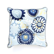Ella Polyester Tufted Decorative Pillow