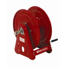 "0.5"" x 200', 3000 psi, Handcrank Oil Reel without Hose"