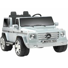 Mercedes Benz G55 Truck 12V in Gray