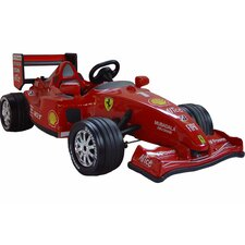 Ferrari F1 12V Car in Red