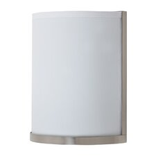 Meridian 1 Light Small Wall Sconce