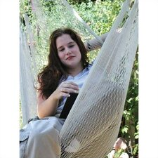 Nylon Rope Hammock Chair