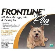 Plus Flea & Tick Medication For Dogs