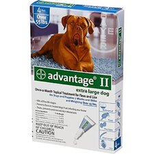 Flea Treatment for Dog (4 Pack)