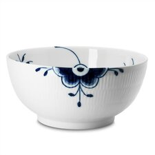 Blue Fluted Mega Serving Bowl