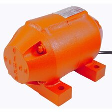 16 Amp 12 Volt DC Powered Concrete Vibrator Motor with 450 lbs of Force