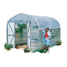 Home Gardener Polycarbonate Greenhouse