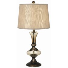 Olive Glow 1 Light Table Lamp