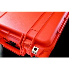 Crush Proof Case in Orange