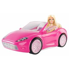 Barbie Glam Convertible Doll
