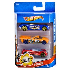 Hot Wheels Assorted (3 Count)