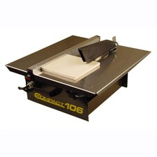 "0.5 HP 115 V 6"" Blade Capacity Portable Table Top Wet Tile Saw"