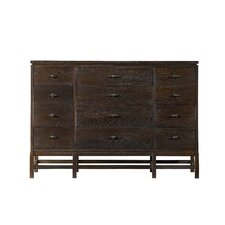 Resort Tranquility Isle 12 Drawer Dresser