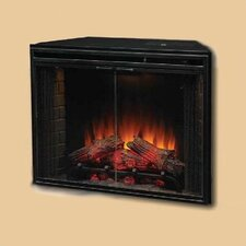 Lexington Electric Insert Fireplace