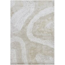 Areva Shag Light Beige Rug