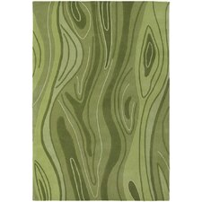 Inhabit Designer Olive Rug
