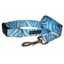 Blue Hugs Dog Lead