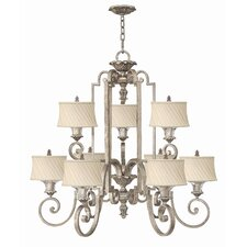 Kingsley 9 Light Chandelier