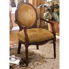 Traviata Cotton Arm Chair