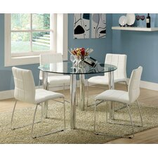 Narbo 5 Piece Dining Set