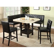 Milly 6 Piece Counter Height Dining Set