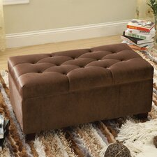Terrence Upholstered Storage Bench
