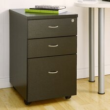 Parson 2 Drawer Rolling File Cabinet