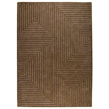 Maze Grey/Brown Rug