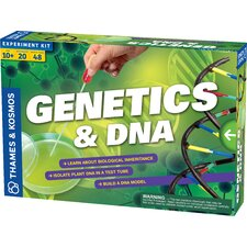 Exploration Series Genetics and DNA 2012 Edition