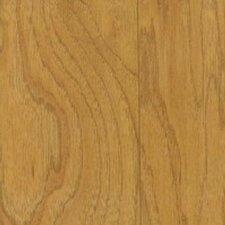"Jubilee Honey 3-1/4"" Engineered Hickory Flooring in Antique Gold"
