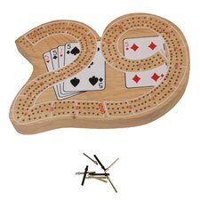 Solid 29 Cribbage Game