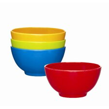 Miniamo Brights Melamine Bowls (Set of 4)