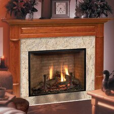 Deluxe Claremont Flush Fireplace Mantel Surround