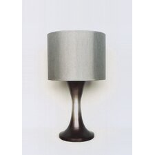 Twister Table Lamp with Shade