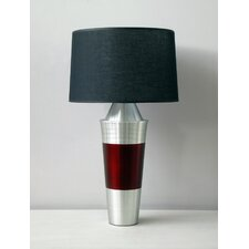 Uptown Gemini Table Lamp with Linen Shade