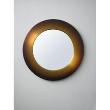 Sunburst Mirror in Bronze