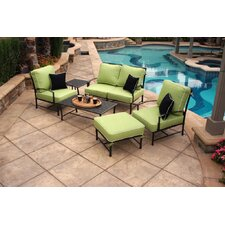 San Michele 6 Piece Deep Seating Group
