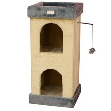 "32"" Premium Cat Tree in Beige"
