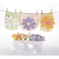 """Bunch o' Bloomers"" Three Bloomers for Blooming Bums Gift Set"