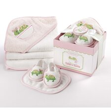 4-Piece Bathtime Gift Set