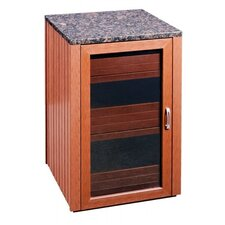 Corner Drawer Unit with Three Pullouts
