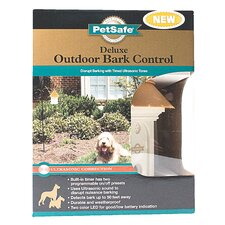 Deluxe Outdoor Bark Control