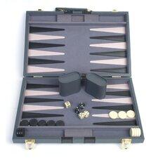 "15"" Backgammon Attache"