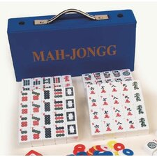 Travel Mah-Jongg in Vinyl Attache