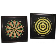 Magnetic Double-Sided Dart Board