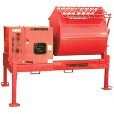12 Cubic Foot Honda GX390QA Whiteman Poly or Hydraulic Mortar Mixer with Hydraulic Drump