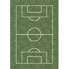 My Team Sport World Cup Novelty Rug