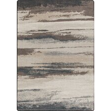 Mix and Mingle Overcast Blue Cloudbreak Rug