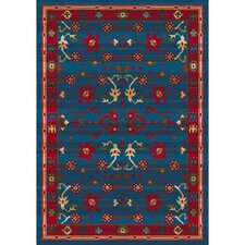 Pastiche Kashmiran Sharak Summer Night Rug